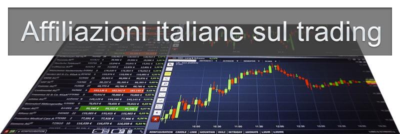 affiliazioni italiane sul trading