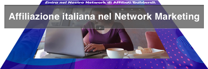 affiliazioni italiane network marketing